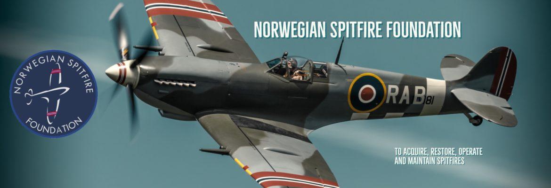 Norwegian Spitfire Foundation – To Acquire, Restore, Operate